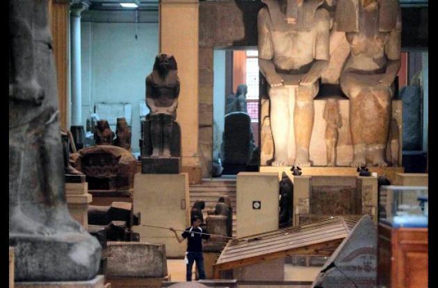 Museos en Egipto.