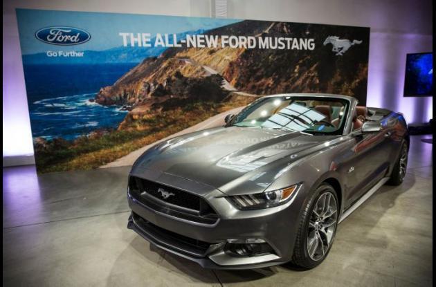 El nuevo Mustang