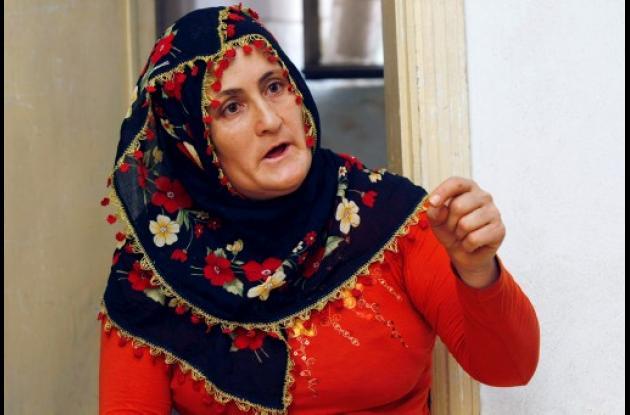 Naciye Tokova, turca condenada por terrorismo.
