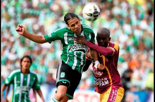 Nacional de Medellín y Deportes Tolima.