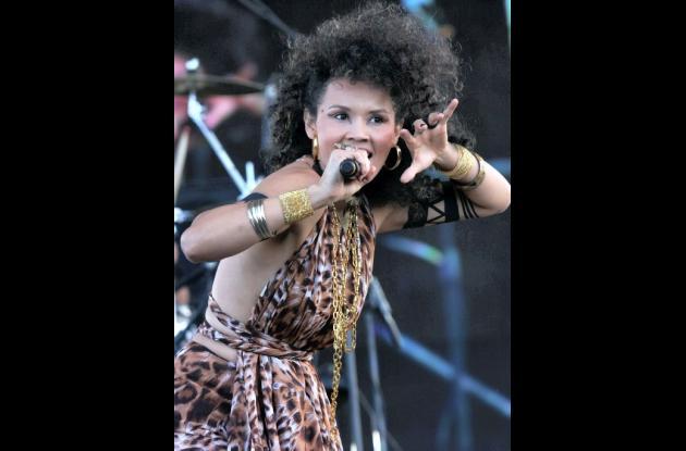 Nakí cantante paisa de musica Colombiana