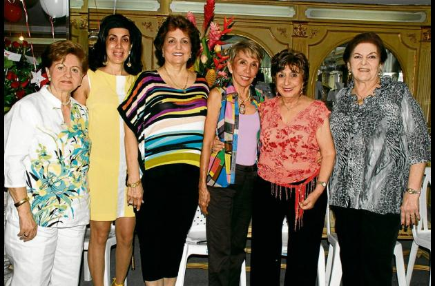 Cumpleaños de Nancy Chaljub