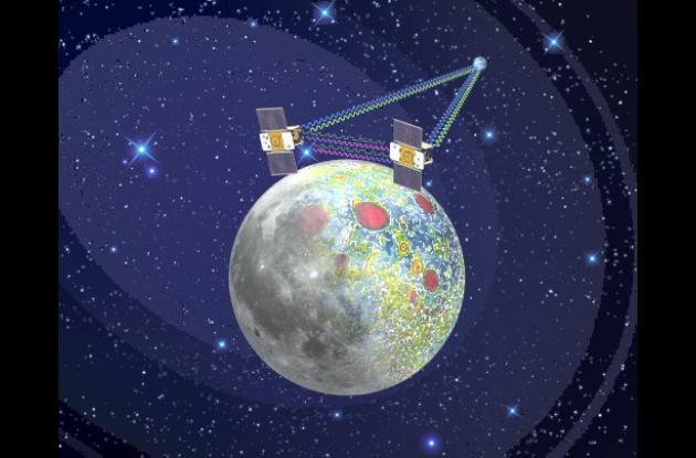 gravedad lunar