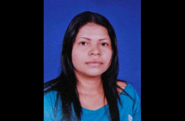 Nasly María Martínez Conquett, asesinada en Cartagena