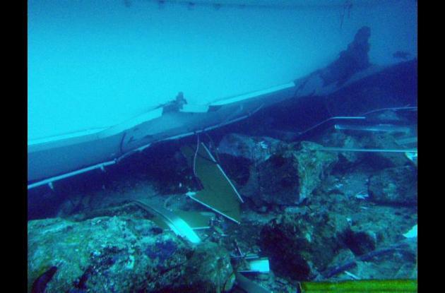 Sigue la búsqueda desaparecidos del Costa Concordia.