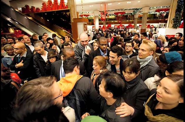 En New York esta fecha es muy esperada por los compradores.