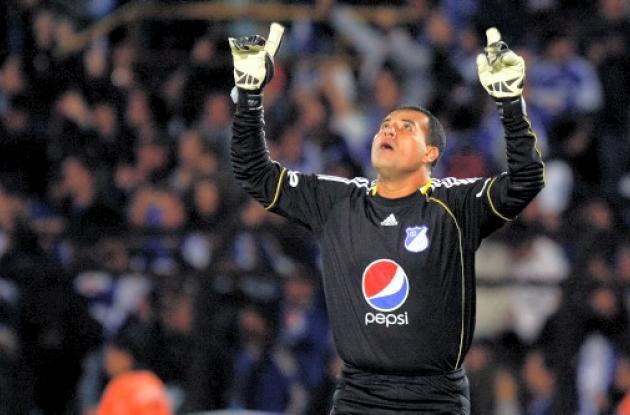 El arquero Nelson Ramos fue llamado a la selección en reemplazo de David Ospina