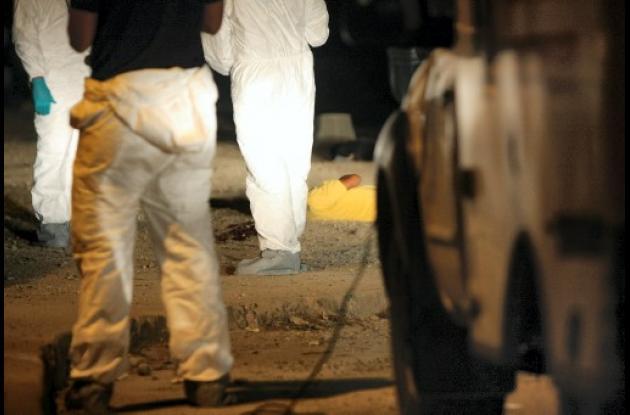 Vigilante asesinado en Cartagena