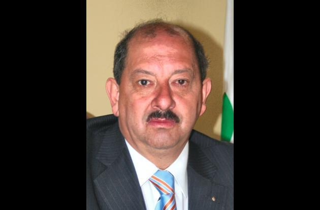 Néstor Díaz Saavedra, exdirector General de la Dian.