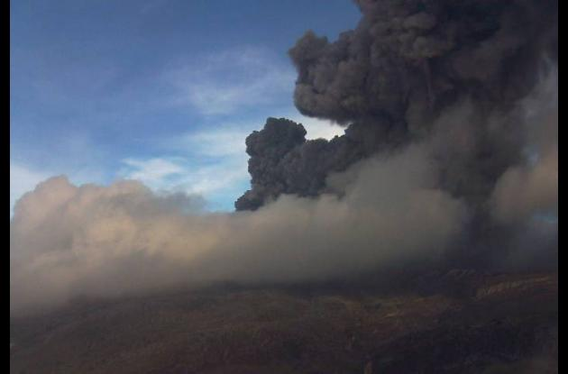 Volcán Nevado del Ruiz