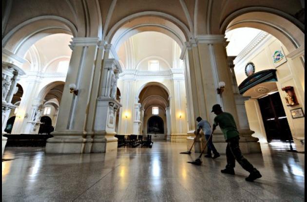 Catedral Asunción de León de Nicaragua.