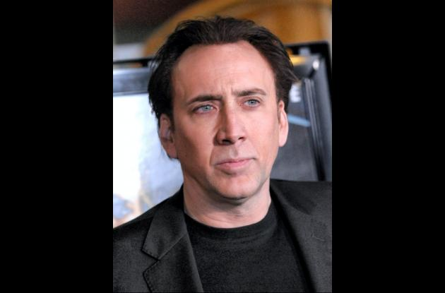 Nicolás Cage.