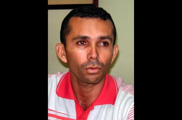 Nicolás Montes, vocero de los mensajeros