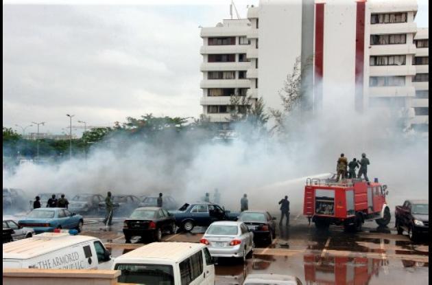 atentado onu nigeria explosion