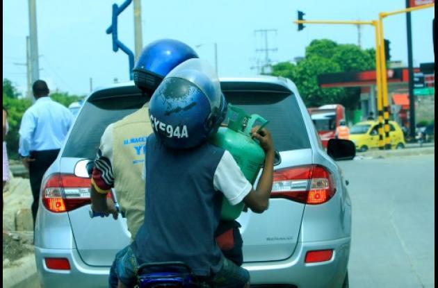 Niños en motos: ¿otra clase de maltrato?