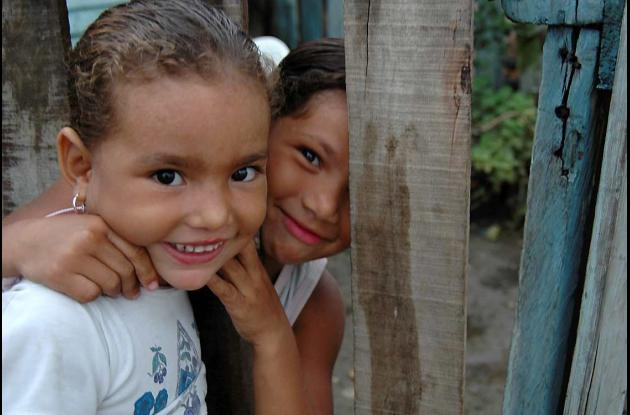 Niños en Guatemala celebran el Día Nacional del Niño