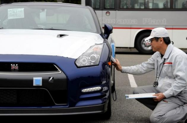 NIssan manda a taller a unos 200.000 mil vehículos.
