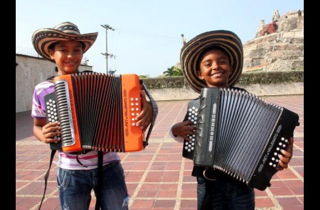 Julio Ortiz y Owen Cuadrado