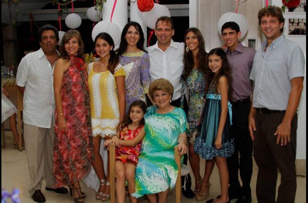 Cumpleaños de Norah Méndez