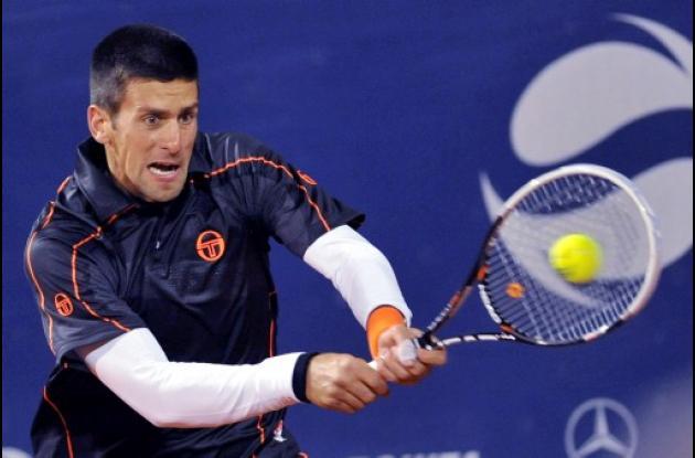 Novak Djokovic consiguió su 26to triunfo consecutivo.
