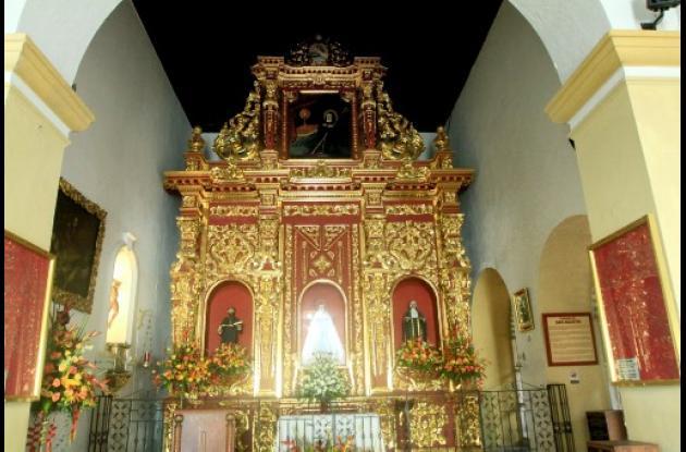 La programación religiosa de La Candelaria se hace en el Convento.