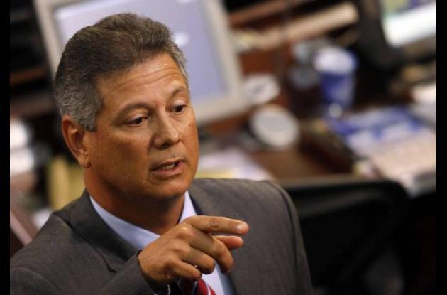 Antonio Guerra de la Espriella, vicepresidente del Senado