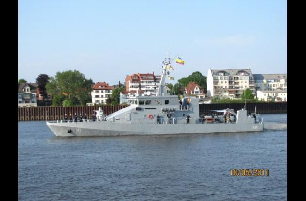 Armada Nacional contará con una nueva Patrullera de Costa