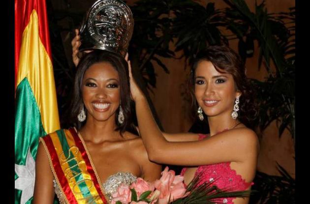 Elida Castro es la reina de Cartagena