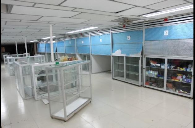 Centro Comercial Nueva Colombia.