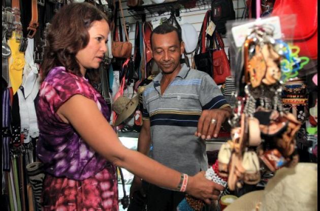 Pasaje Comercial Nueva Colombia