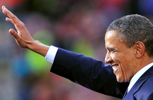 Barack Obama, presidente de Estados Unidos, visita Irlanda.