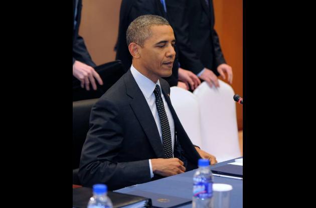 El presidente Barack Obama exhortó a las autoridades norcoreanas a que abandonen