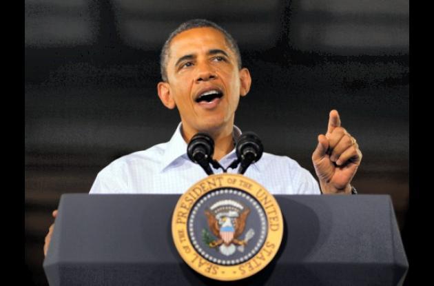 Obama pide renuncia presidente Siria Bachar Al Asad