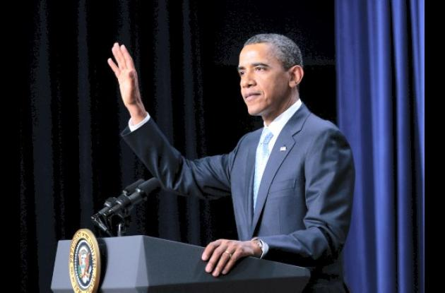 Obama anuncia esta noche retiro de tropas de Afganistán.