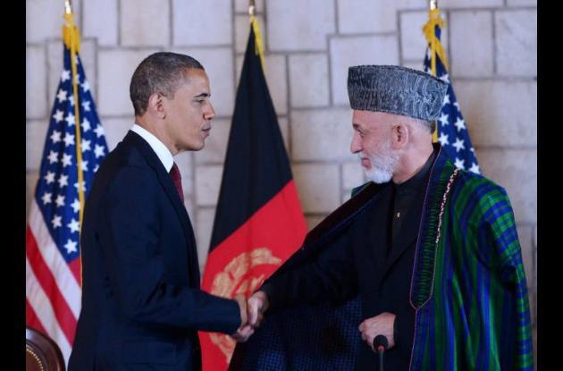 El acuerdo firmado por Barack Obama y Hamid Karzai prevé la posibilidad de que s