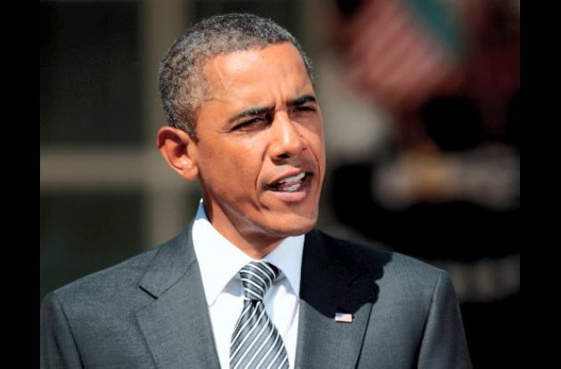Barack Obama, presidente de EE.UU