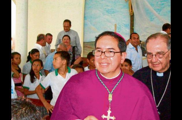 Monseñor Luís José Rueda, Obispo de Montelíbano