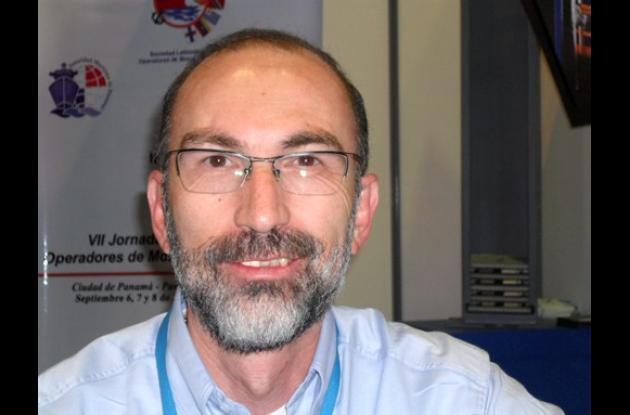 Juan Carlos Buitrago Salazar, gestor comercial de Ocensa.