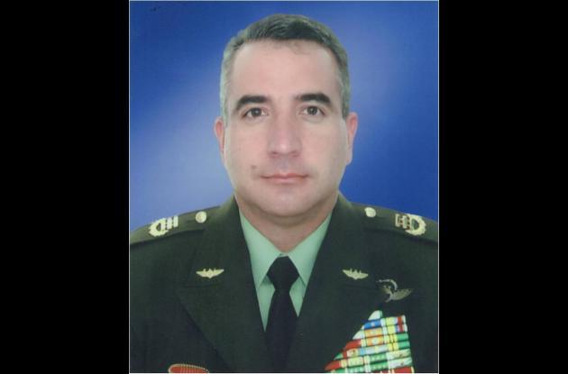 Coronel Jorge Octavio Vargas.