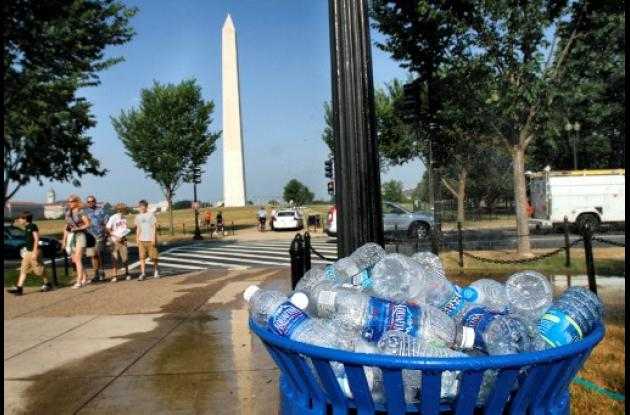 Estados Unidos atacado por ola de calor sin precedentes.