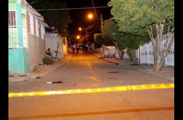 Barrio Olaya Herrera
