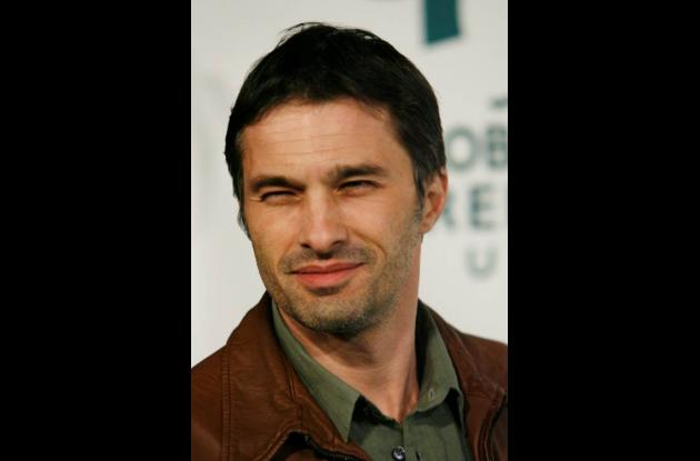 Olivier Martinez, actor francés.