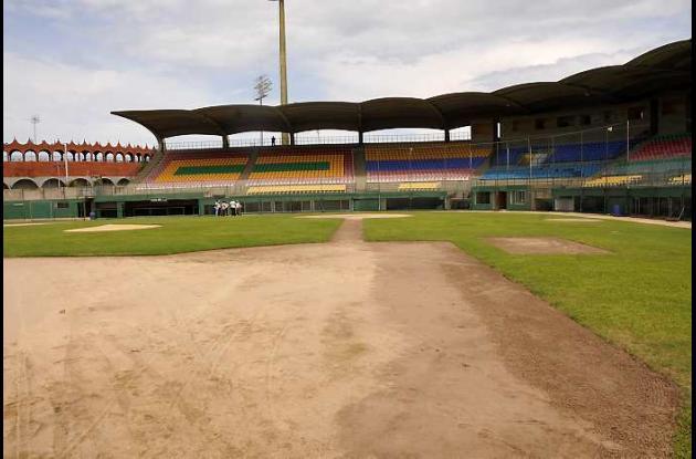Estadio 11 de Noviembre.