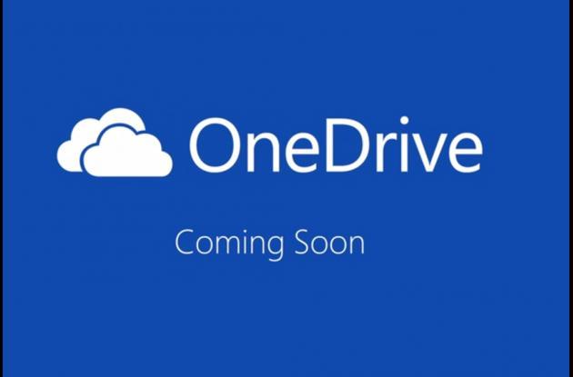 OneDrive SkyDrive