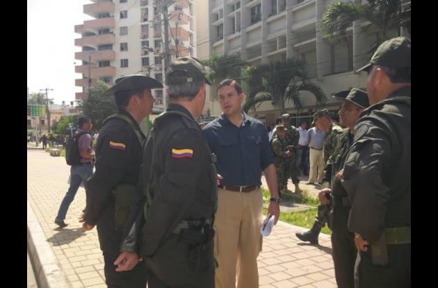 Más policías Córdoba