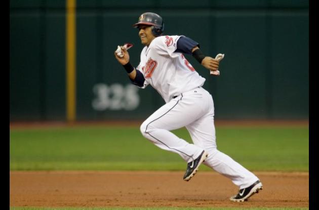 Orlando Cabrera ahora tiene como reto llevar a los Indios a la postemporada 2011
