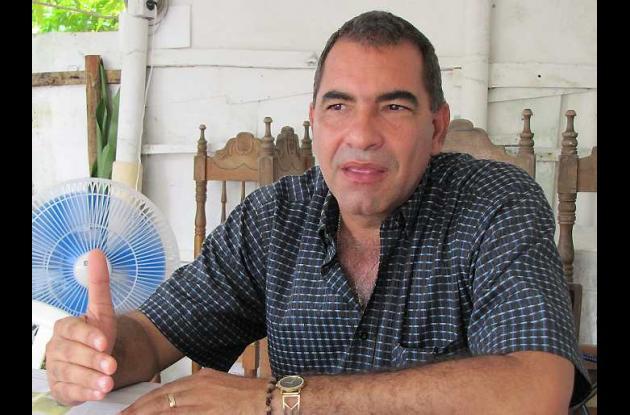 Orlando Cogollo Torres logró17.027 votos (62,78%) en las elecciones de octubre.
