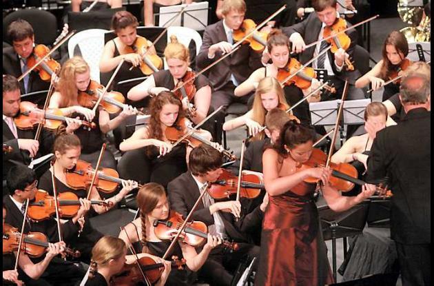 Orquesta Filarmónica de Comfenalco invitada a Estados Unidos.
