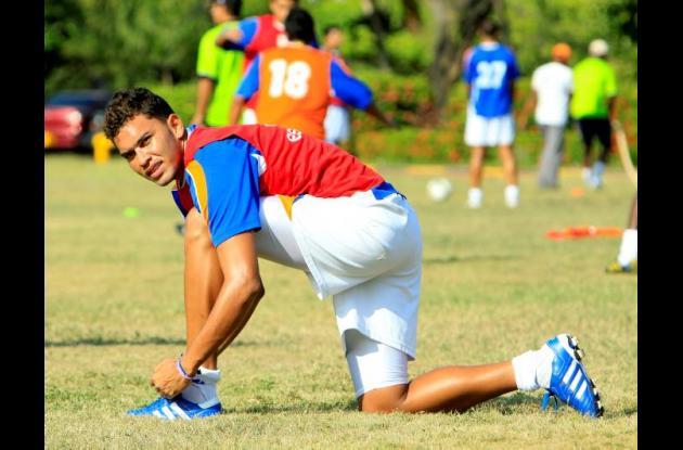 Oscar Castillo.