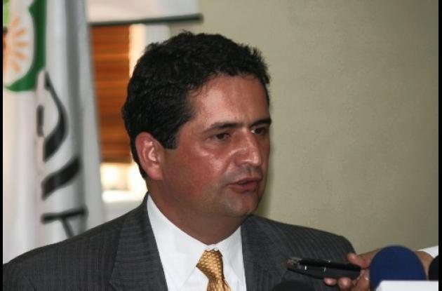 Óscar Franco Charry, exdirector de la Dian.